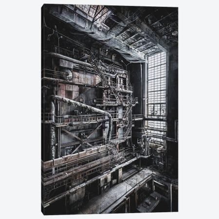 Blade Runner Canvas Print #SIY56} by Simon Yeung Canvas Wall Art