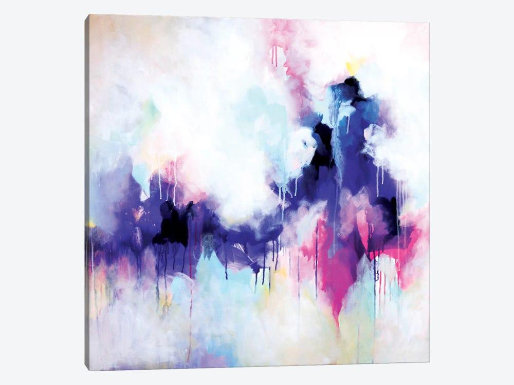Letting Go by Sana Jamlaney 1-piece Canvas Wall Art