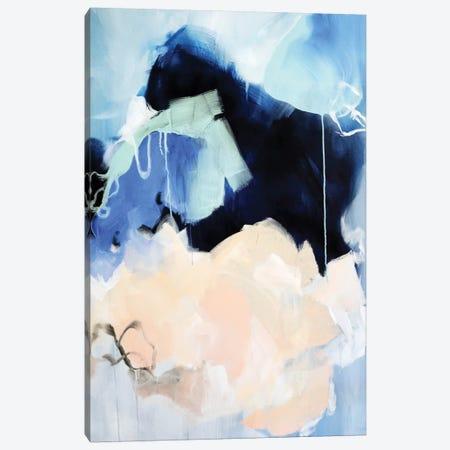Memoirs Of Pebble Beach Canvas Print #SJA15} by Sana Jamlaney Canvas Art