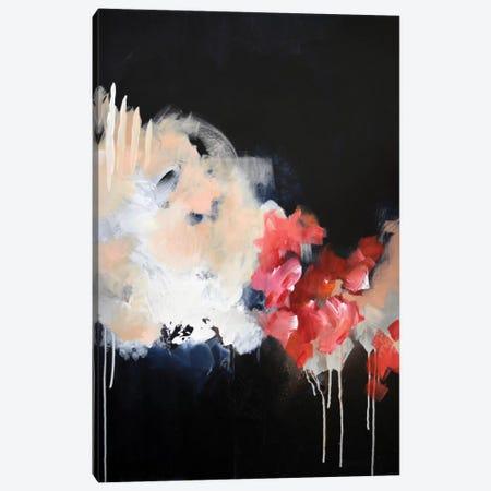 Run With Me Canvas Print #SJA16} by Sana Jamlaney Canvas Wall Art