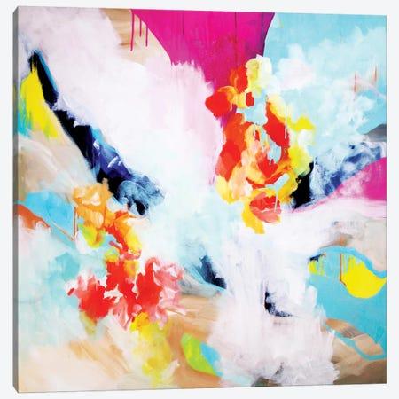 Wait For It Canvas Print #SJA20} by Sana Jamlaney Canvas Art