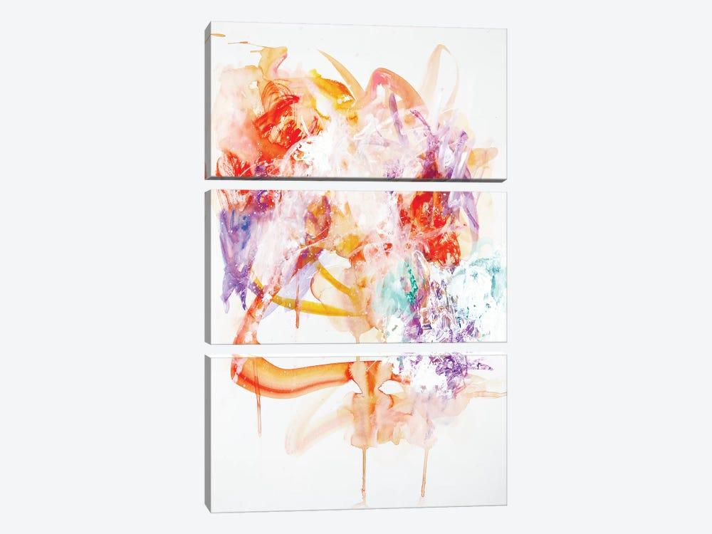 Tastes Like Ice Cream by Sana Jamlaney 3-piece Art Print