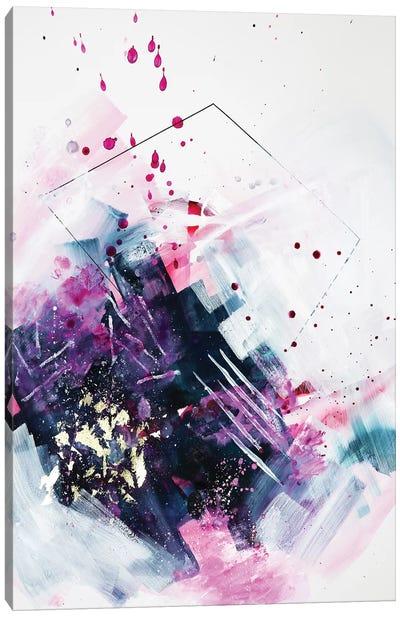 Mind. Land. Sea. Canvas Art Print