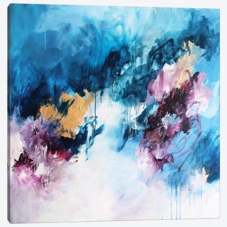 C For Coordinates Canvas Print #SJA27} by Sana Jamlaney Canvas Art Print