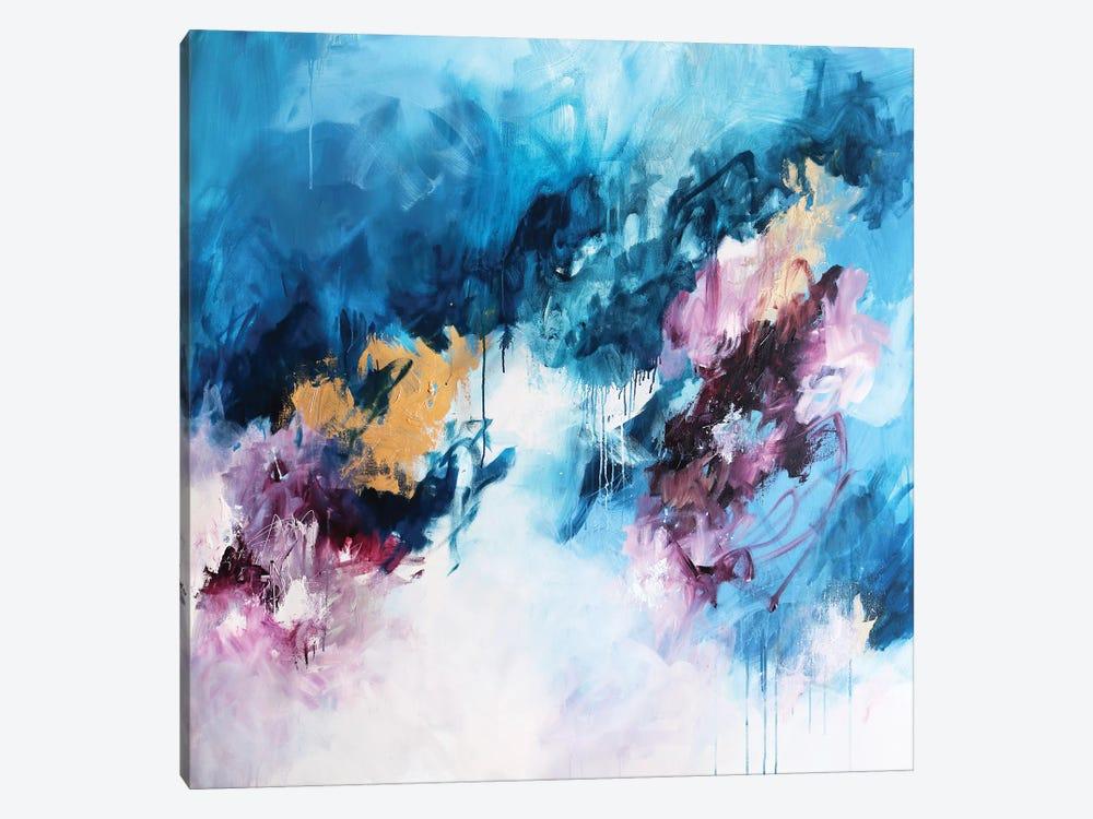C For Coordinates by Sana Jamlaney 1-piece Canvas Print