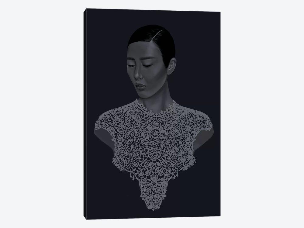 Food Chain by Sana Jamlaney 1-piece Art Print
