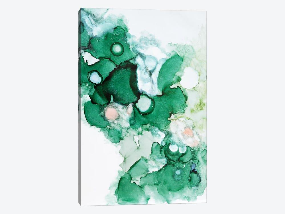 Green I by Sana Jamlaney 1-piece Art Print