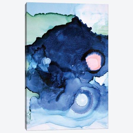 Membrane 3-Piece Canvas #SJA40} by Sana Jamlaney Canvas Art