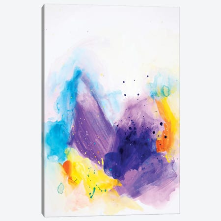 Moonstruck Canvas Print #SJA41} by Sana Jamlaney Canvas Art