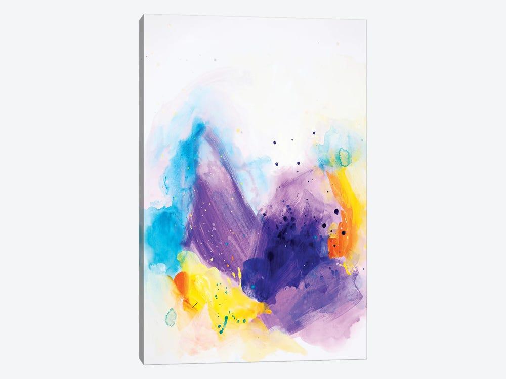 Moonstruck by Sana Jamlaney 1-piece Canvas Print