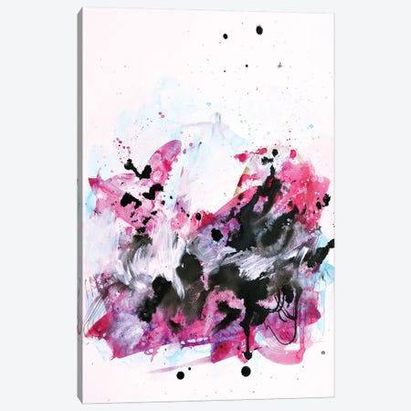 Robata Canvas Print #SJA44} by Sana Jamlaney Canvas Art Print