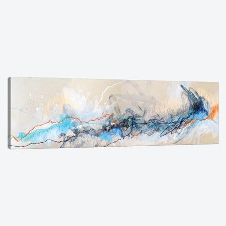 On The Rocks  Canvas Print #SJA46} by Sana Jamlaney Canvas Print