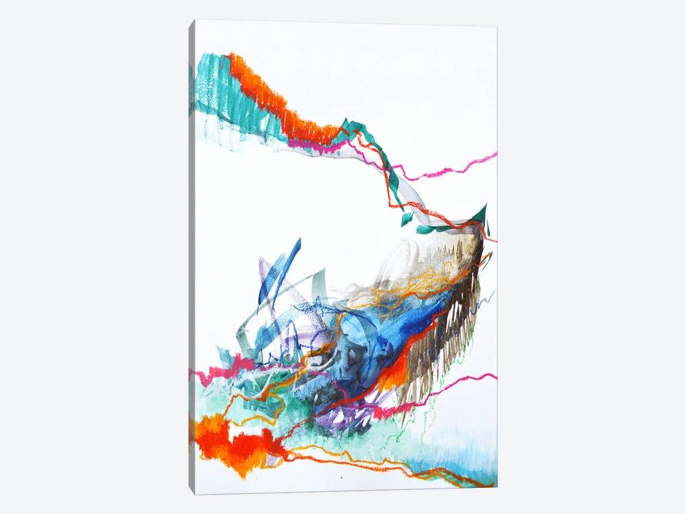 The Scientist  by Sana Jamlaney 1-piece Canvas Wall Art
