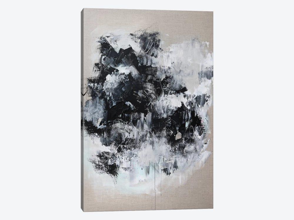 At Bay I by Sana Jamlaney 1-piece Canvas Print