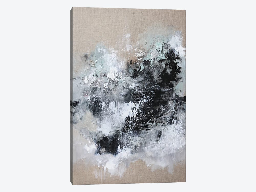 At Bay II by Sana Jamlaney 1-piece Canvas Art
