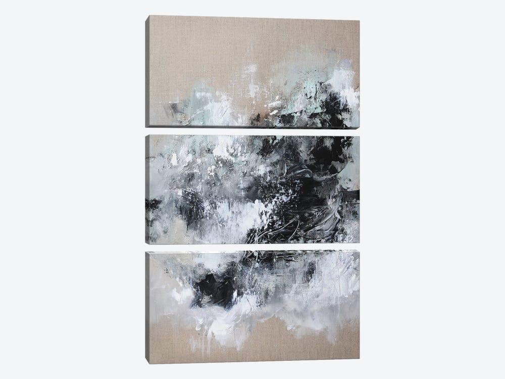 At Bay II by Sana Jamlaney 3-piece Canvas Wall Art