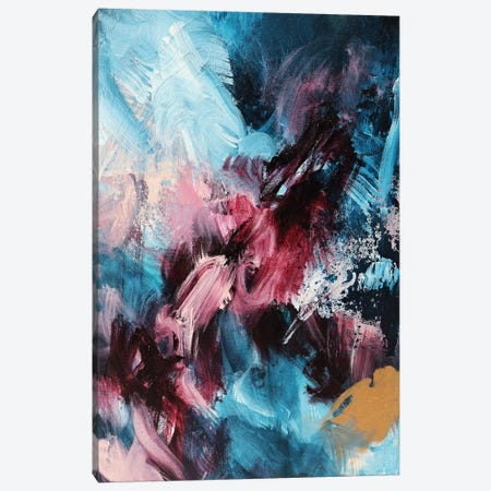 Gongbi I Canvas Print #SJA53} by Sana Jamlaney Canvas Print