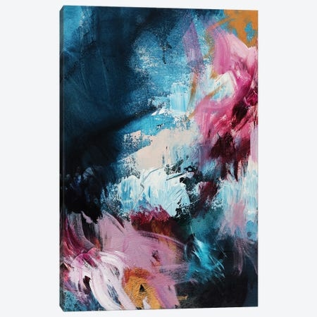 Gongbi II Canvas Print #SJA54} by Sana Jamlaney Canvas Artwork
