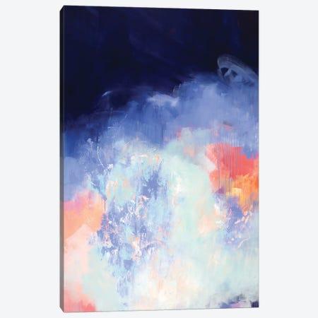 Mimosa Canvas Print #SJA57} by Sana Jamlaney Canvas Art