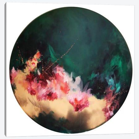 Eden Canvas Print #SJA5} by Sana Jamlaney Canvas Artwork