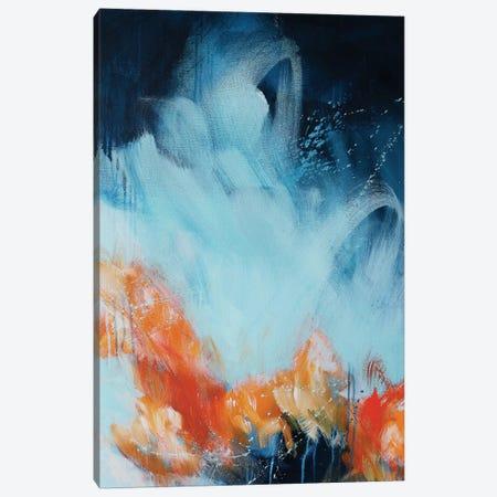 Ripple II Canvas Print #SJA60} by Sana Jamlaney Canvas Artwork
