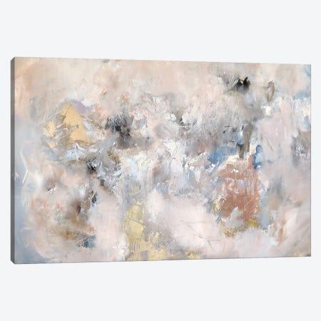 Beneath the Surface  Canvas Print #SJA62} by Sana Jamlaney Canvas Artwork