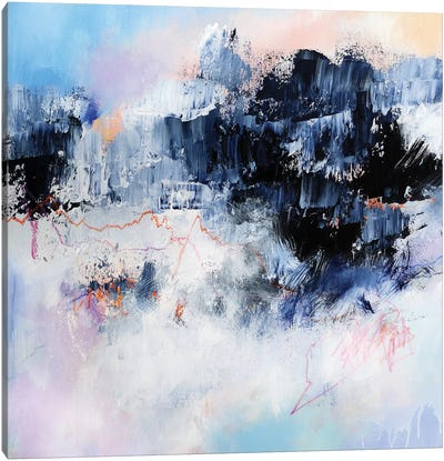 Freezing Point  Canvas Art Print