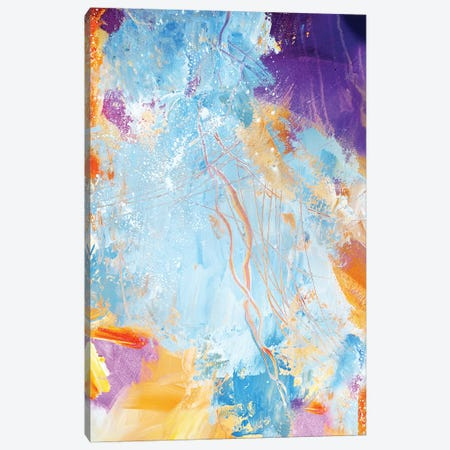 Resurrection II  Canvas Print #SJA71} by Sana Jamlaney Art Print