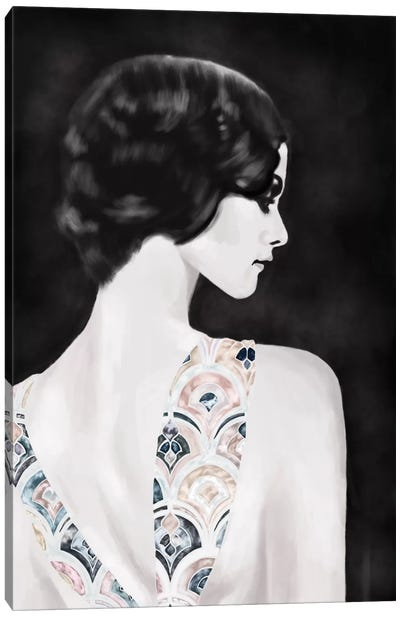 Follie Canvas Art Print