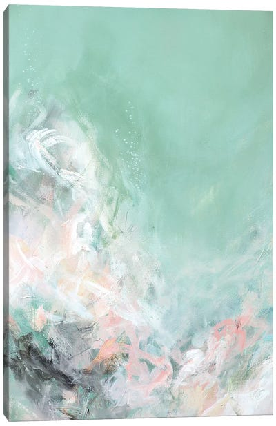 Flight I Canvas Art Print
