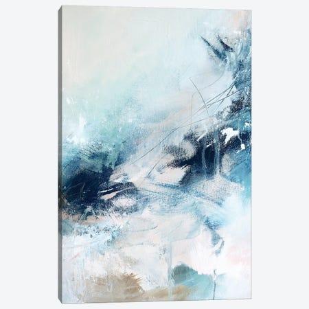 Shrey I Canvas Print #SJA85} by Sana Jamlaney Canvas Print