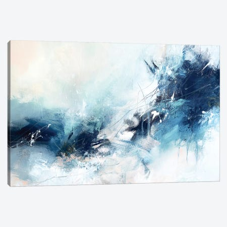 Shrey Horizontal Canvas Print #SJA88} by Sana Jamlaney Canvas Wall Art