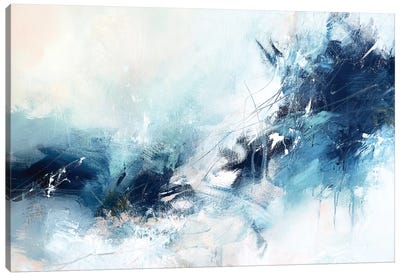 Shrey Horizontal Canvas Art Print