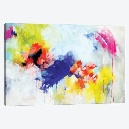I'll Meet You There Canvas Print #SJA9} by Sana Jamlaney Art Print
