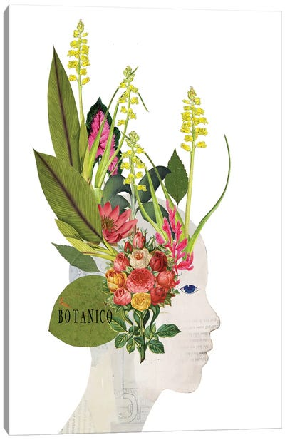 Botanico Canvas Art Print