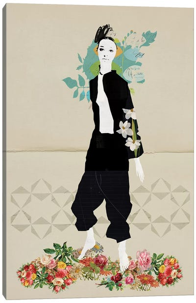 Imogen Canvas Art Print