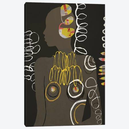 In Patterns Canvas Print #SJR29} by Sarah Jarrett Canvas Print
