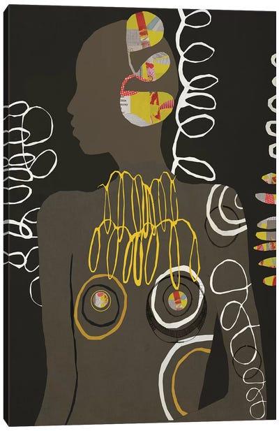 In Patterns Canvas Art Print