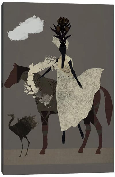 Songs About Horses Canvas Art Print