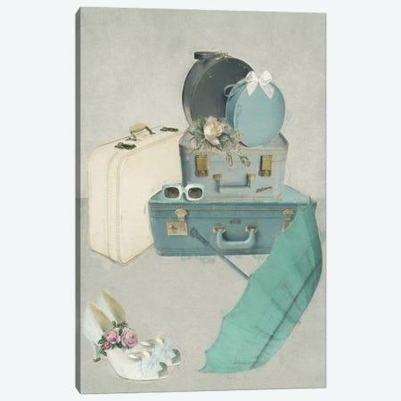 Summer Travels Canvas Print #SJR66} by Sarah Jarrett Canvas Artwork