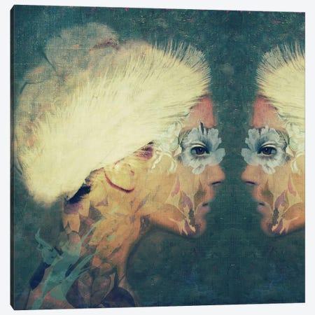 The Bluest Eye 3-Piece Canvas #SJR69} by Sarah Jarrett Canvas Print