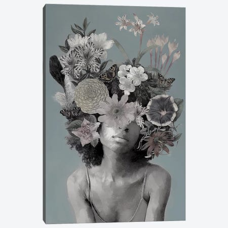 Plant Life 3-Piece Canvas #SJR90} by Sarah Jarrett Canvas Art