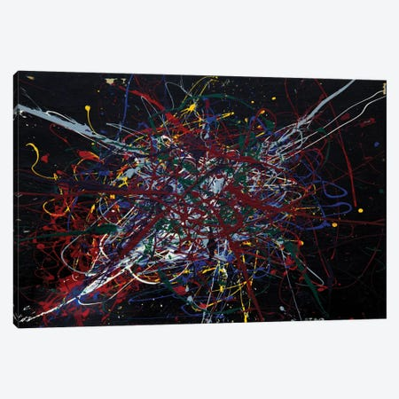 Awake in My Sleep Canvas Print #SJS19} by Shawn Jacobs Canvas Art Print