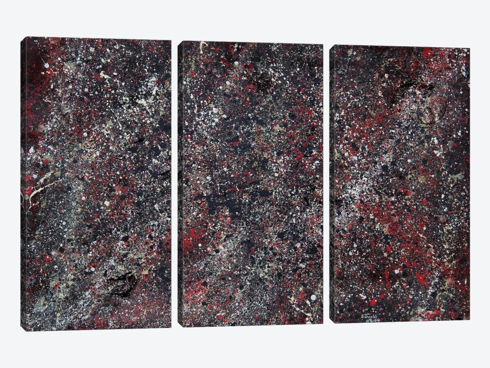 Mist Composition in Oxidization by Shawn Jacobs 3-piece Art Print