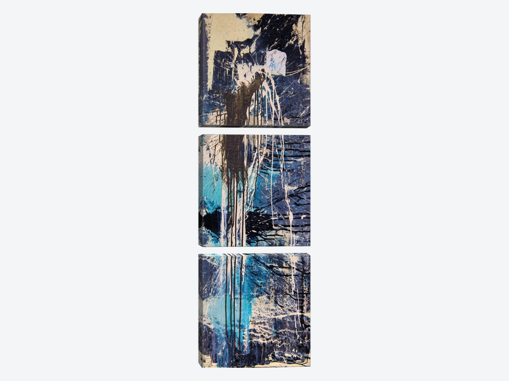 Numb by Shawn Jacobs 3-piece Canvas Art