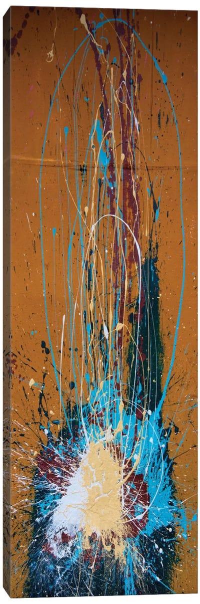 Release! II Canvas Art Print