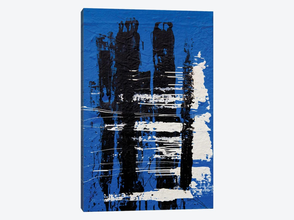 Somber #2 by Shawn Jacobs 1-piece Canvas Print