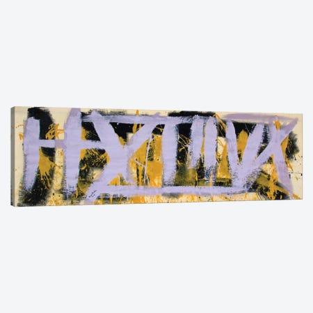 WTF Helix Canvas Print #SJS53} by Shawn Jacobs Canvas Art Print