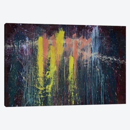 A Glimpse of Sunlight on a Rainy Evening Canvas Print #SJS56} by Shawn Jacobs Canvas Art