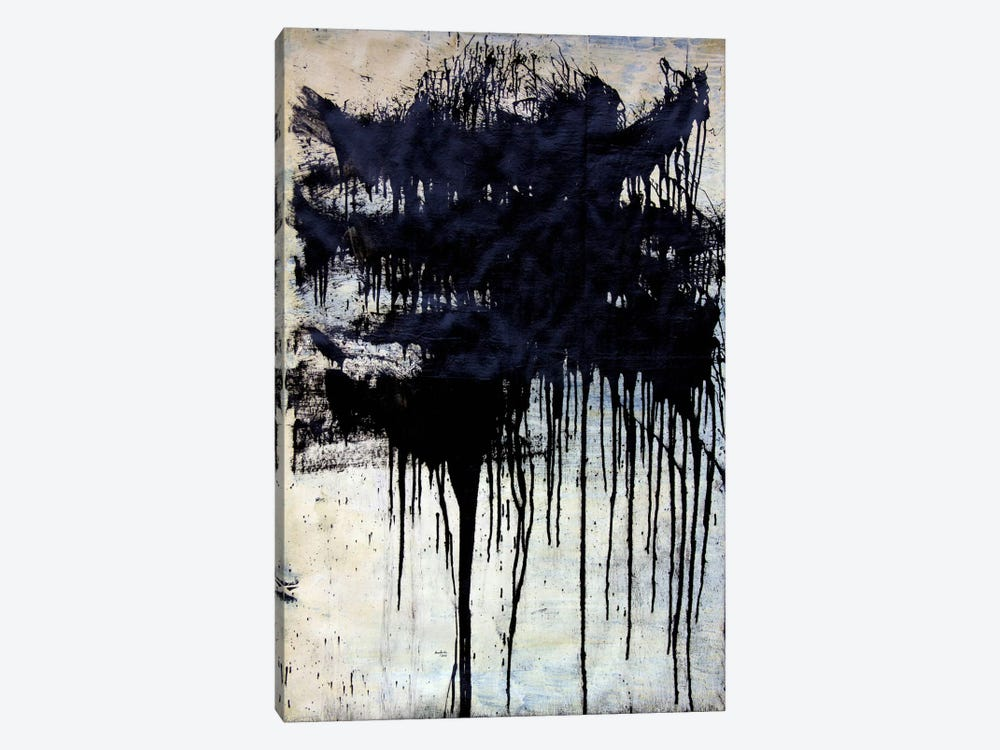 Anhedonia #8 by Shawn Jacobs 1-piece Canvas Art